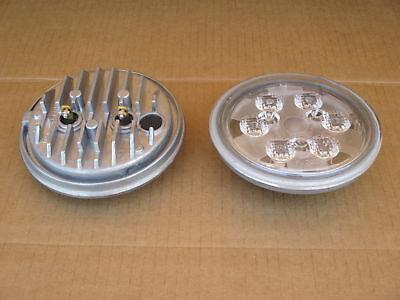 2 Led Headlights For Ih Light International 210 Windrower 230 234 275