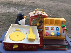 Fisher Price Vintage 1973