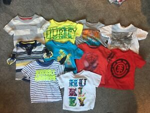 Boys 2T T-shirt lot