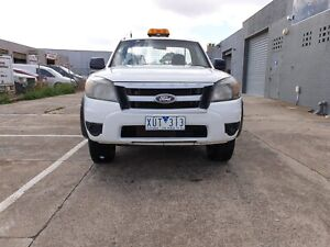 2010 FORD RANGER TURBO DIESEL 3.L WITH REGO RWC WARRANTY SAVE $$$ Melton Melton Area Preview