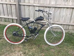 Motorised cruiser bike Meadow Heights Hume Area Preview