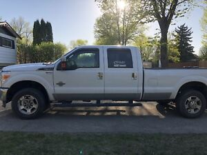 2011 Ford F-350  SD XLT Crew Cab 6.7L Diesel Long box
