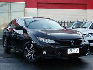 2017 Honda Civic VTi-S AUTO Hatch *** AS NEW *** $20,888 DRIVE AWAY Footscray Maribyrnong Area Preview