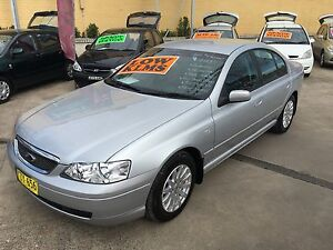 Ford Fairmont BA Sedan LUXURY LOW KLMS MANY EXTRAS Clyde Parramatta Area Preview