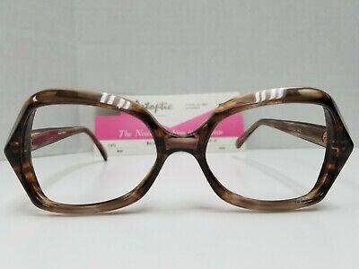 Vintage Womens Eyeglasses Glasses Frames ARTOPTIC Frame France Eyewear (Frame France Vintage Glasses)
