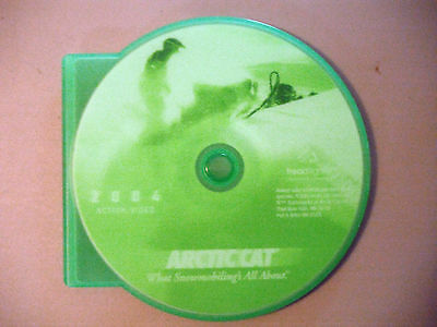 """2004 Arctic Cat """"What Snowmobiling's All About"""" Snowmobile DVD"""