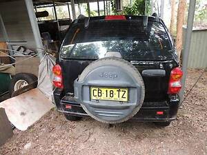 2004 Jeep Cherokee Wagon Lemon Tree Passage Port Stephens Area Preview