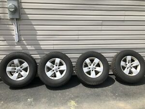 "❕⚪️⚫️❗️20"" Dodge Ram Rims and Winter Tires 9027176466 ❗️⚫️⚪️❕"