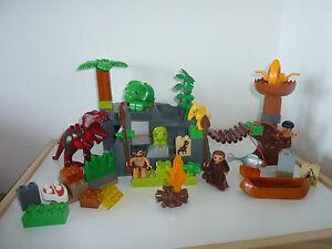 lego duplo dinowelt 5598 t rex 3 d platte steinzeit zoo neues modell ebay. Black Bedroom Furniture Sets. Home Design Ideas