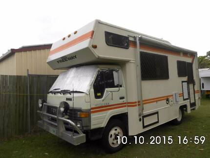 A 21ft. WINNEBAGO MOTORHOME Maaroom Fraser Coast Preview