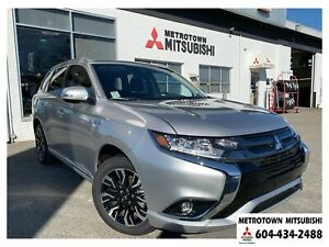 2018 Mitsubishi Outlander PHEV GT; Local & No accidents! ONLY 64