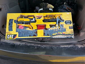 CAT train set brand new in box over 7 meters of track easy to se Kitchener / Waterloo Kitchener Area image 1