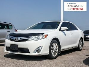 2012 Toyota Camry XLE|1 OWNER|NO ACCIDENTS|NAVI|BLUETOOTH