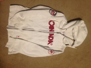 2010 Canada Olympic hoodie