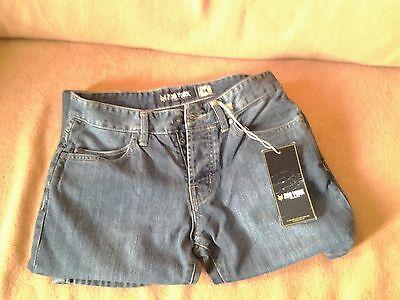 ZOO YORK Jeans  Damen Hose 100% COTTON, STYLUS BRONX RELAXED FIT Regular,W28