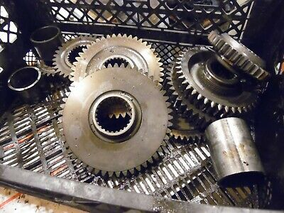1977 International 1086 Farm Tractor Transmission Gears