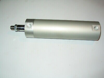 Smc Ncdgbn50-0500 Pneumatic Air Cylinder 12 Ram 2 Bore 5 Stroke Double Acting