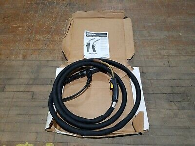 Bernard W-gun W6015aq7ib Mig Gun Assembly Water Cooled 15 Ft 116 Wire Welding