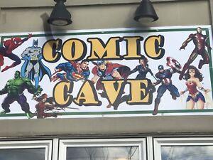 AMAZING DEALS!..COMICS AND MORE...