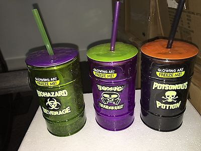 Cool Gear Halloween 12 oz Toxic Tumbler, NEW (Halloween Tumblers)