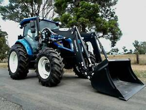 Brand New 2018 New Holland TD5.95 4x4 98 hp Agricultural Farm Tractor Austral Liverpool Area Preview