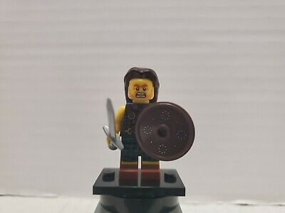 "LEGO MINIFIGURES SERIES 6 (8827) The ""HIGHLAND BATTLER"" Highlander Warrior 2012"