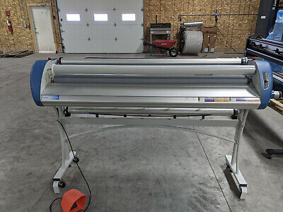 Seal 62 Ultra Plus S - 61 Wide Format Cold Laminator Wtop Heat Assist