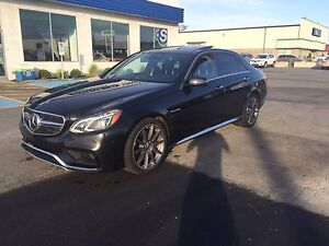 Mercedes-Benz  E- class 63s 2014 *Showroom*  Dynamic package*