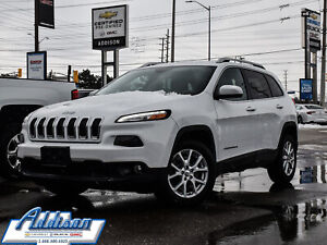 2015 Jeep Cherokee 4x2 North - Bluetooth -  Fog Lamps