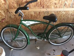 Retro ducks unlimited bicycle
