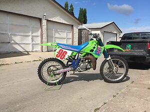 WANTED looking to buy 125-250 dirt bike