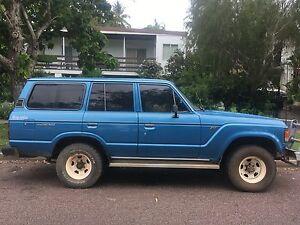 1984 Toyota LandCruiser Wagon Rapid Creek Darwin City Preview