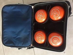 Size 5 Taylor lawn bowls Springfield Lakes Ipswich City Preview
