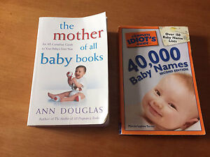 Baby Reference Books