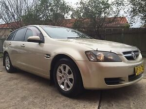 2008 Holden Commodore Station Wagon with 2017 rego Blacktown Blacktown Area Preview