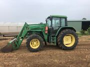 TRACTOR John Deere 6cly 110 hp loader Richmond Hawkesbury Area Preview