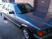 1982 Mercedes benz 380 se immaculate Newport Pittwater Area Preview