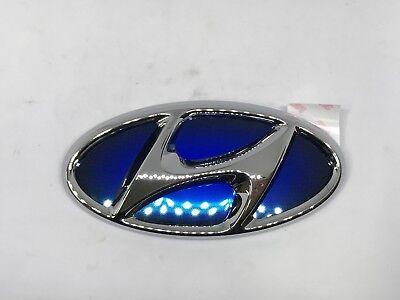 Trunk Badge For HYUNDAI 2011-2014 YF Sonata i45 Eagle Emblem Grille B-Type