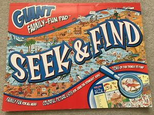 Giant Family Fun Pad Seek & Find