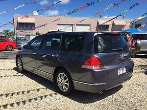 2004 Honda Odyssey Luxury 7 seater Wagon Carrara Gold Coast City Preview