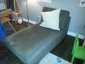 ikea kivik chaise lounge and extra new cover $275 London Ontario image 1