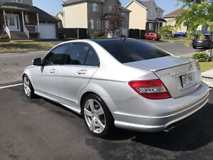 MERCEDES C350 2008 IMPECCABLE