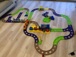 ELC Train and tracks