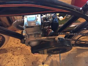 Phantom Bike / 49cc gas engine