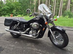 Moto Honda Shadow ACE 750  2004