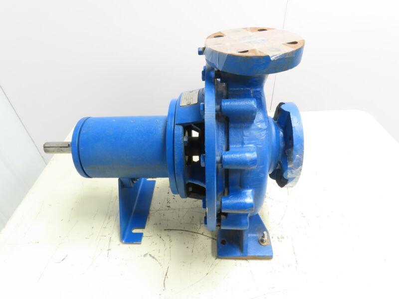 """Flowserve D814 Centrifugal Suction Pump 3""""x2"""" 200PSI 8.75"""" Brass Impeller"""