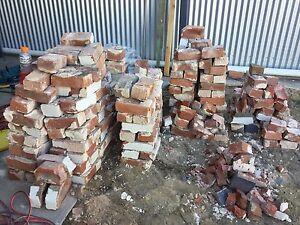 Free red bricks Semaphore Port Adelaide Area Preview