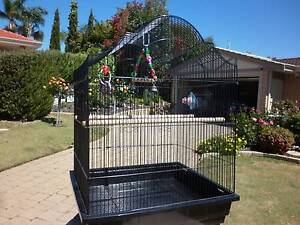 Large Portable Parrot or Cocky Cage Woodvale Joondalup Area Preview