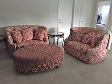 Tubby Sofas (x2) for sale New Farm Brisbane North East Preview