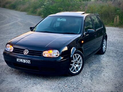 2002 Volkswagen Golf GTI Turbo immaculate condition  Hornsby Hornsby Area Preview